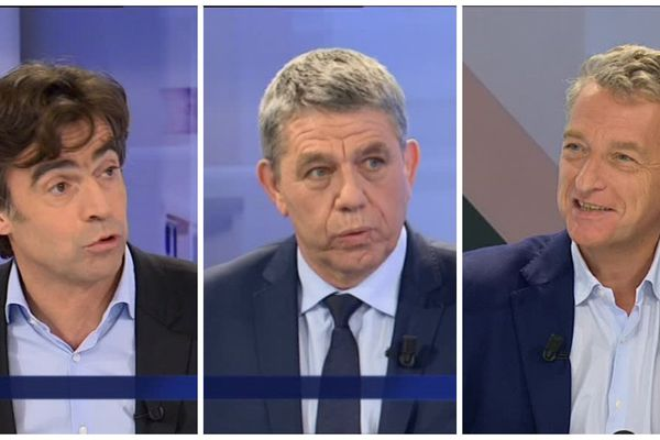 Eric Fournier, Michel Savin et Hervé Gaymard sont les invités de Dimanche en politique.