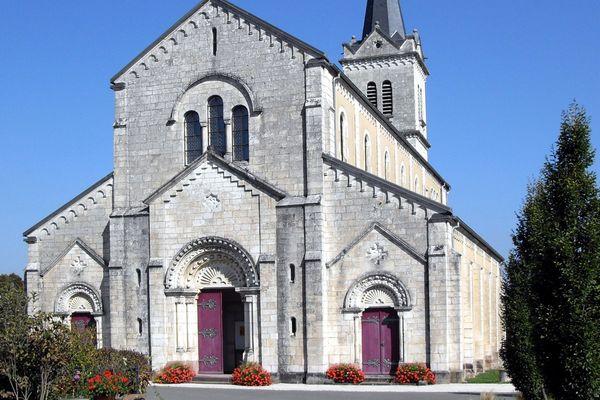 L'église Saint-Laurent de Bermont figure dans la liste des Monuments historiques