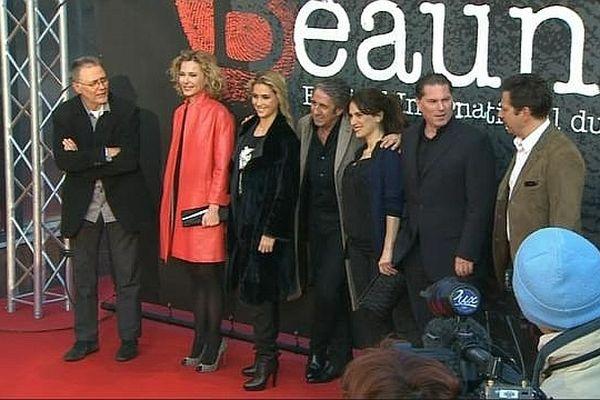 L'ouverture officielle du Festival international du film policier de Beaune au Cap cinéma eu lieu mercredi 3 avril 2013.