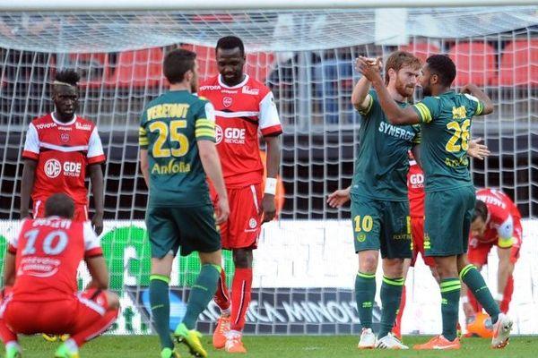 Le FC Nantes a infligé un 6-2 au Valenciennes FC ce dimanche 20  avril 2014