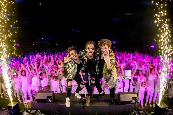 Bande à Part, un trio bourré de talent et d'énergie, à suivre en direct le 25 septembre 2021 à partir de 21h sur paca.france3.fr