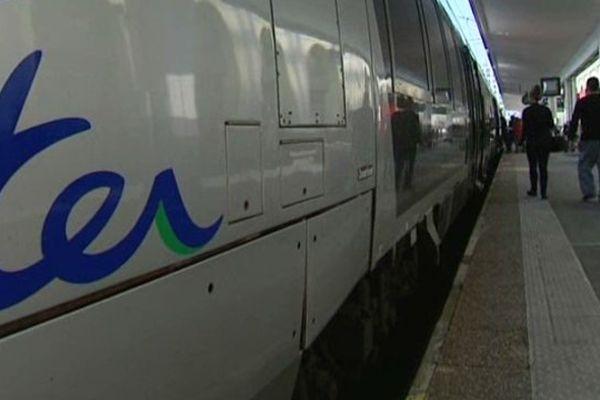 Vendredi, seul 1TER sur 3 roulera en Auvergne