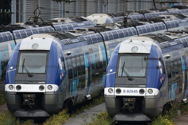 Le trafic ferroviaire TER sera légèrement perturbé en PACA ce 2 janvier 2018.