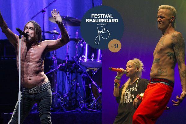 Iggy Pop et Die Antwoord seront au festival Beauregard en 2017