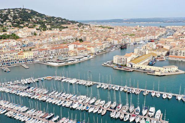 Le port de plaisance de Sète, dans l'Hérault - archives.