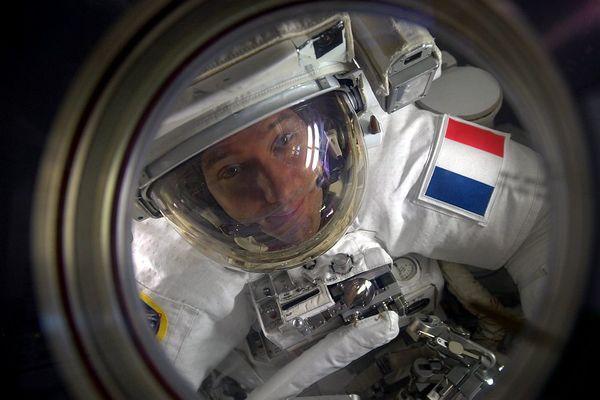 Thomas Pesquet, l'astronaute français, participe au congrès mondial.