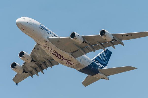 Un A380 de la compagnie Emirates est attendu ce samedi sur le tarmac de l'aéroport Nice-Côte d'Azur