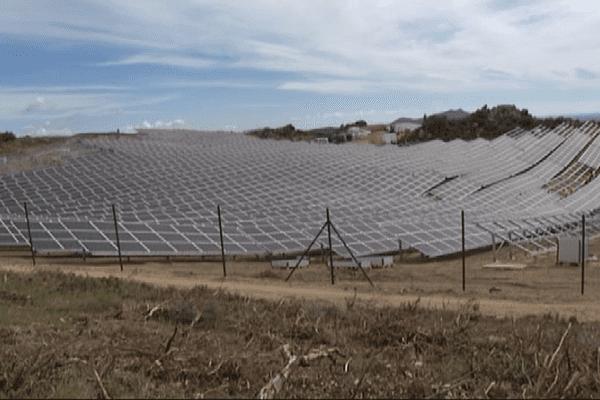 Les panneaux solaires vont prochainement fournir de l'électricité à Ille-sur-Têt.