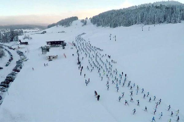 3500 skieurs sont attendus sur l'édition 2017
