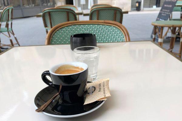 Depuis le 2 juin, il est de nouveau possible de prendre un café en terrasse...