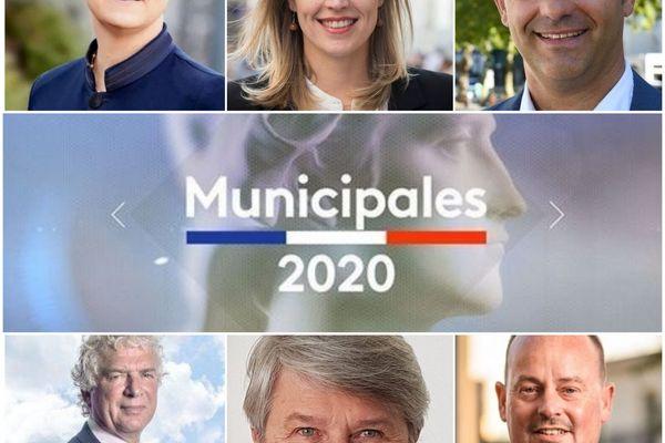 Sur France 3 Bretagne, 11 débats avec les candidats au second tour des Municipales 2020, du lundi 15 juin au jeudi 25 juin à 18h