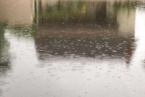 Les fortes pluies vont concerner le Poitou et les Charentes ce mercredi 6 juin
