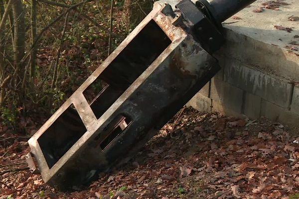 Le radar tourelle avait été installé au mois de novembre 2019.