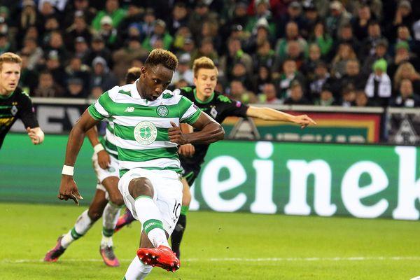 Moussa Dembelé sous les couleurs du Celtic Glasgow