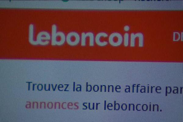 Le site internet le Bon Coin