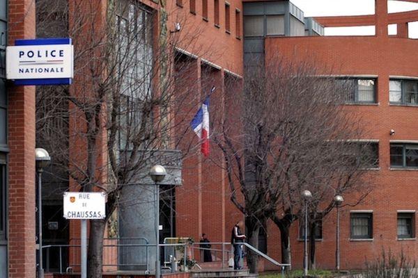 L'hôtel de police de Toulouse