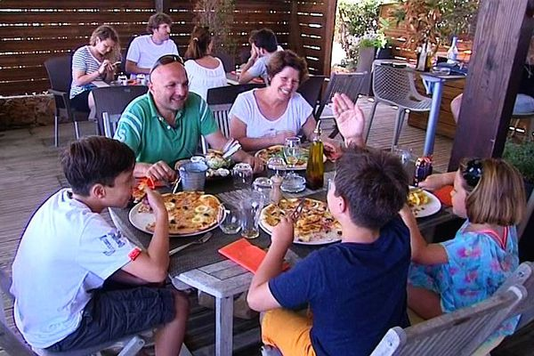Premier séjour en Corse, portrait d'une famille de vacanciers