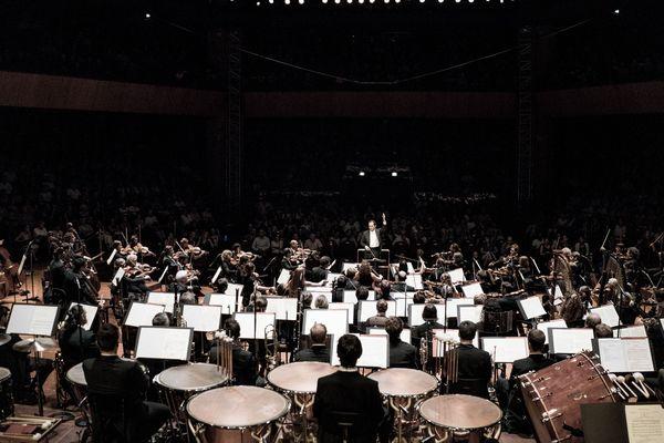 L'Orchestre National du Capitole de Toulouse avant le confinement