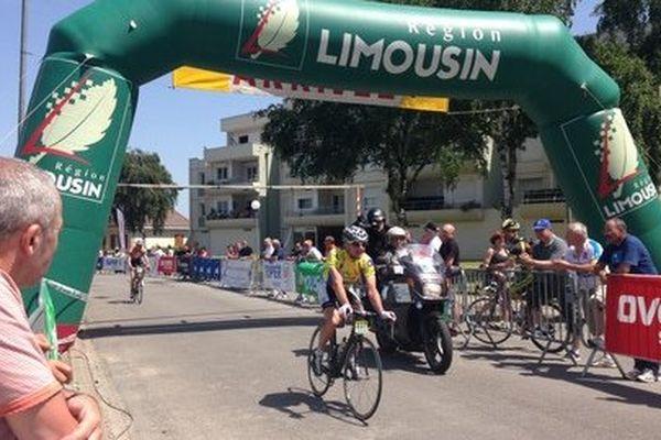 Le sostranien Laurent Lévêque vainqueur, loin devant les concurrents