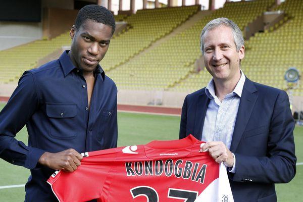Le RC Lens n'a rien touché sur le transfert de Kondogbia de Seville à Monaco.