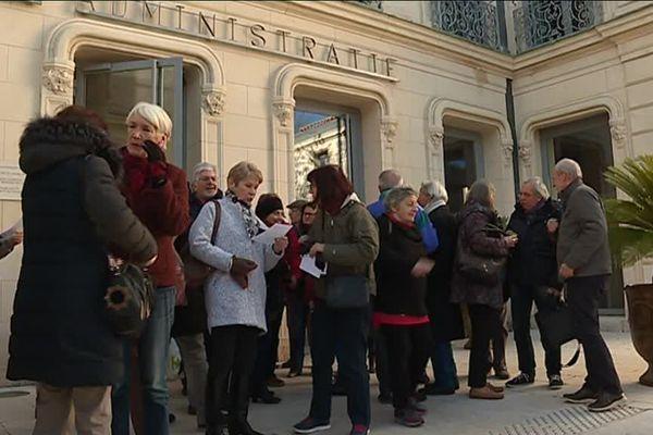 Les Nîmes Papers devant le tribunal administratif - 13 février 2018