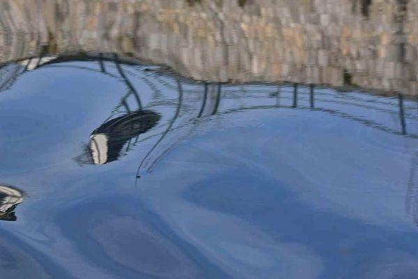 Nappe de pollution en Loire