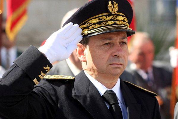 Le nouveau préfet d'Occitanie Etienne Guyot