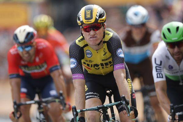 Mike Teunissen est le dernier vainqueur des 4 Jours de Dunkerque, en 2019.