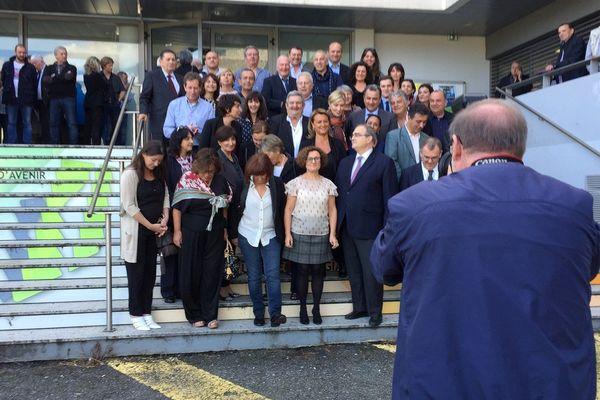 Vingt-trois maires et conseillers départementaux figurent dans la liste de Paul Giacobbi pour les élections territoriales.