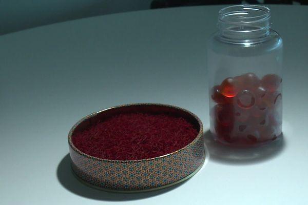 Des gommes fruitées à base de safran afghan mises au point par une start-up lyonnaise