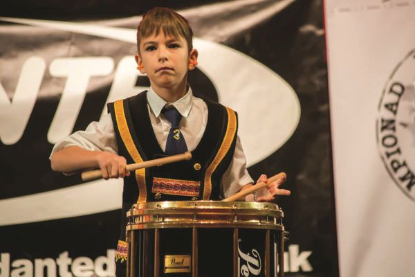 Lenny Droual champion 2019 moins 11 ans