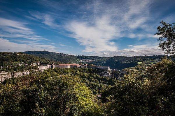 La Citadelle de Vauban à Besançon
