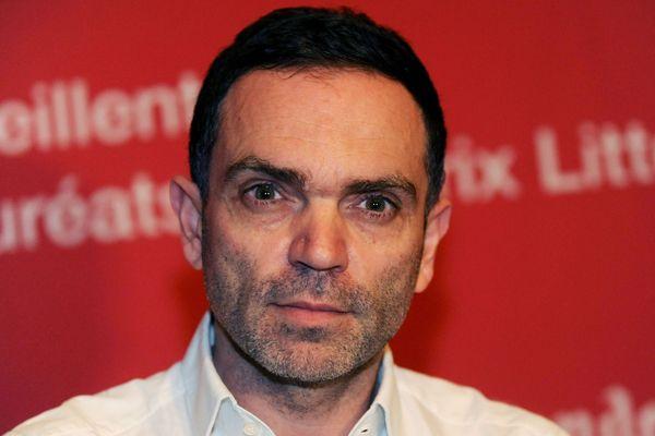 L'écrivain et chroniqueur Yann Moix en 2013.