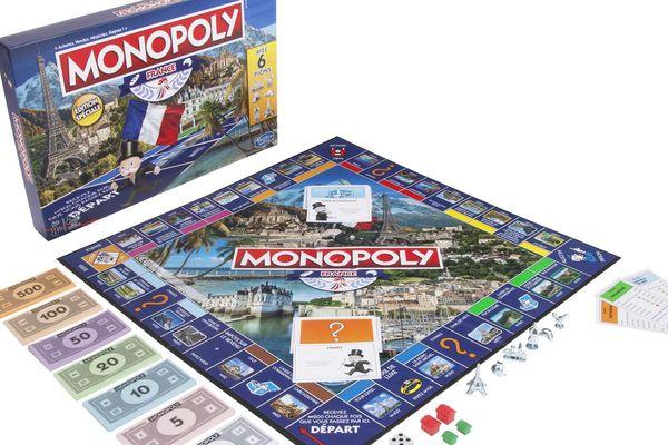 Le nouveau jeu de Monopoly