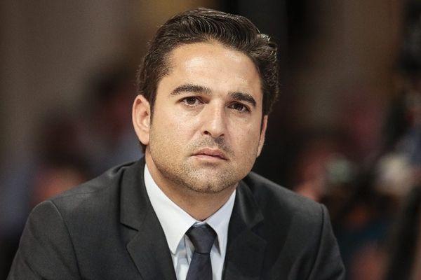 Arnaud Robinet, député-maire UMP de Reims