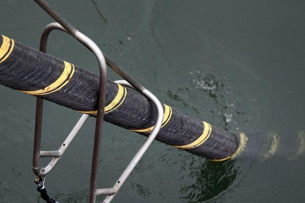 Illustration câble électrique sous-marin