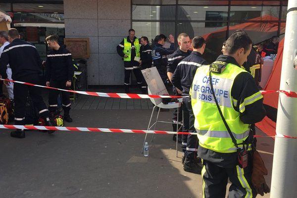 Le plan Novi (nombreuses victimes) a été déclenché à Lorient suite à une fuite de chlore à la piscine municipale