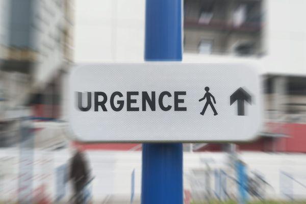 L'agression aurait eu lieu dans la nuit de vendredi à samedi aux urgences de Creil dans l'Oise.
