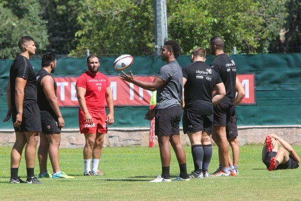 Le Rugby Club Toulonnais a repris le chemin des terrains.