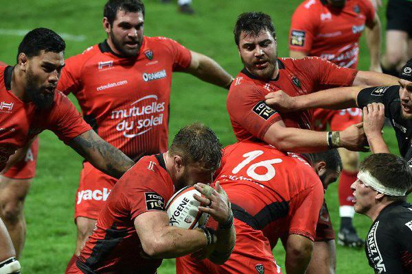 Top 14 : 18 à 13 Toulon s'incline à Toulouse