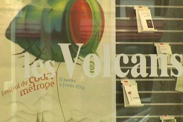 La librairie Les Volcans à Clermont-Ferrand
