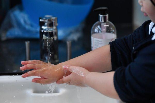 Les gestes efficaces contre le coronavirus COVID 19, comme le port du masque et le lavage des mains, pourraient aussi nous protéger de la grippe, selon le médecin hygiéniste du CHU de Clermont-Ferrand Claire Aumeran.
