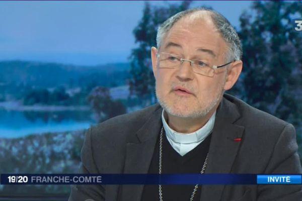 Mgr Jean-Luc Bouilleret invité du 19/20