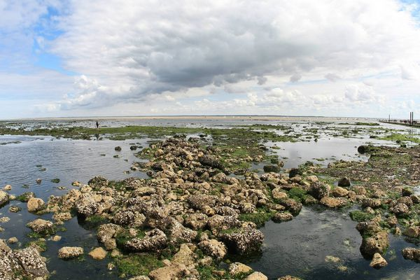 Des coefficients de marée de 110 sont attendus cejeudi 27 et vendredi 28 avril 2017.