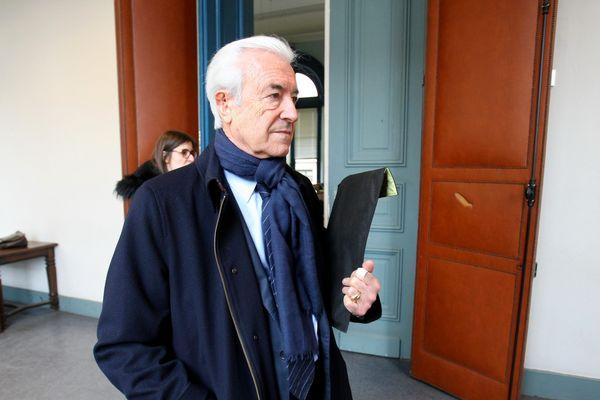 Gilles de Robien, l'ancien maire d'Amiens, est définitivement relaxé dans l'affaire de la citadelle.