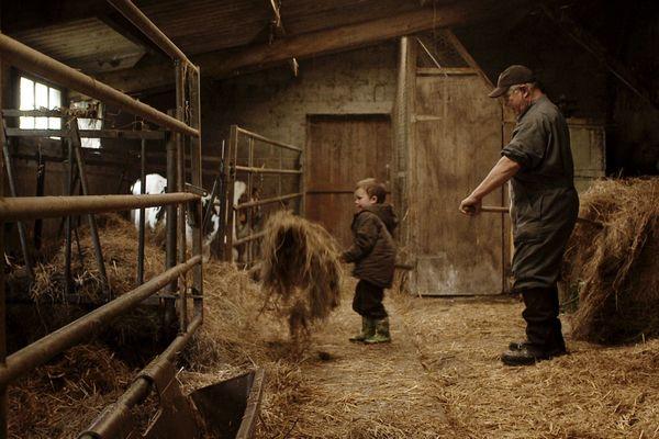 """À 4 ans, Tangui Le Cras l'annonçait fièrement : """"Quand je serai grand, je serai moissonneuse-batteuse !"""""""