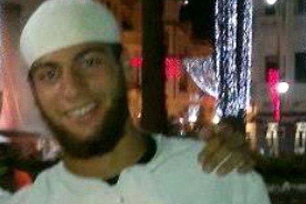 Une photo d'Ayoub El Khazzani provenant des réseaux sociaux. Il est alors âgé de 25 ans.