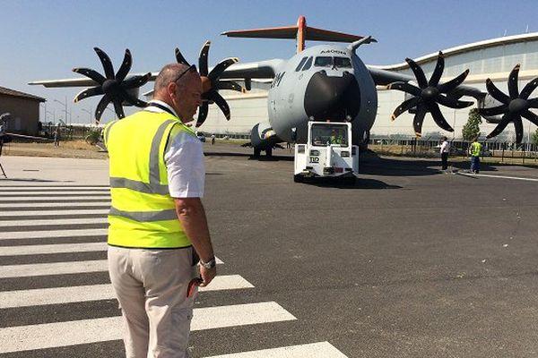 La Bundeswehr allemande, principale cliente d'Airbus pour son avion militaire, compte sur les A400M commandés il y a des années pour remplacer ses Transall.