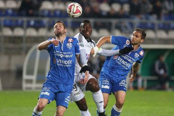 L'équipe première du Poiré sur Vie disparait, seule l'équipe de CFA2 est conservée.