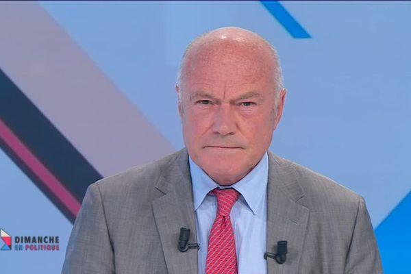 """Alain Rousset est le premier invité de notre nouvelle émission """"Dimanche en Politique"""""""